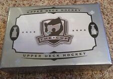 05-06 THE CUP HOCKEY SEALED UNOPENED BOX FROM CASE QTY AVAILABLE CROSBY RC ??