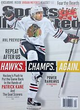 Patrick Kane (September 30th 2013) No Label Sports Illustrated SI Magazine