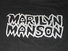 RARE vintage NEW Marilyn Manson Everlasting CKsucker shirt smells like children