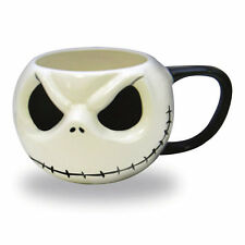 NIGHTMARE BEFORE CHRISTMAS TAZZA MUG JACK SKELETRON SKELLINGTON DISNEY CERAMICA