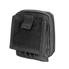 Condor MOLLE Modular Tactical Nylon Map/Chart/Document Pouch Case ma35 -  BLACK
