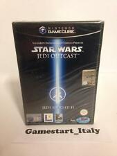 STAR WARS JEDI OUTCAST KNIGHT II (NINTENDO GC GAME CUBE) NUOVO SIGILLATO NEW