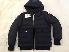 Authentic MONCLER RABELAIS Quilted Virgin Wool Puffer Down Mens Jacket XL / 5
