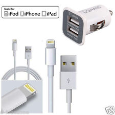 New iPhone Lightning Charger USB Data Cable iPhone 5 5C 6 6 PLUS +3.1Adapter