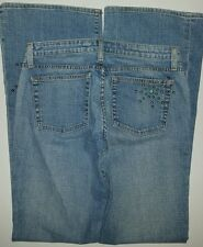 Streets Ahead Women's Embellished Jeans Size 28
