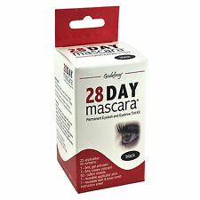Godefroy 28 Day Mascara Permanent Eyelash Tint Kit: - Black Color - 33030