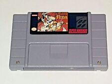 Feda - The Emblem of Justice - game For SNES Super Nintendo - Tactical RPG