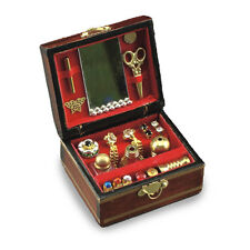 Reutter Porzellan Schmuckschatulle Fancy Jewelry Box Puppenstube 1:12    1.456/8