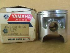 NOS YAMAHA - PISTON STD - MX175 -1974-75   455-11631-02-96