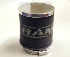 RamAir Chrome Top Air Filter Honda NSR125 NSR NS 125 NS125 NS125R NS125F 43mm