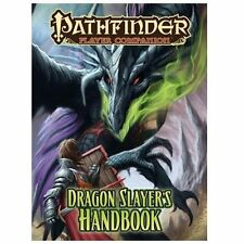 NEW - Pathfinder Player Companion: Dragon Slayer's Handbook