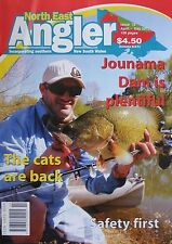 North East Angler Magazine Issue 76 April/May 2012 Jounama Dam Is Pentiful