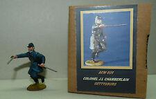 Kronprinz Toy Soldiers, Union Colonel J.L. Chamberlain, ACW025, Civil War 1/30