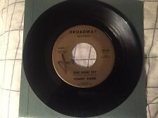 "TOMMY ANDRE ""One More Try / Blueprint"" Bell Sound BROADWAY 503 EX to NM-"