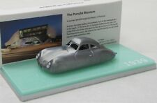 Porsche Type 64 ( 1939 ) polished / True Scale / Museum 1:43