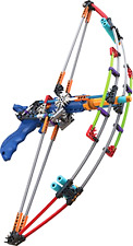 New K'NEX K-FORCE Battle Bow Build and Blast Set, 165 Pieces Engineering Toys