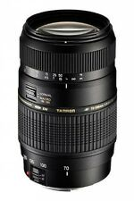 TAMRON 70-300mm Di LD LENS for NIKON DSLR CAMERAS - REFURBISHED