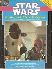 STAR WARS - Meurtre dans la Cité des Profondeurs