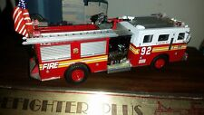 FDNY  KITBASH  Seagrave Engine 92, BRONX with {Bonus Gifts  9-11 STICKER + }