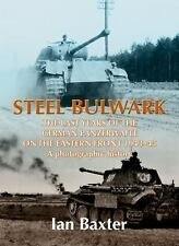WW2 German Eastern Front Panzer Steel Bulwark Photographic Reference Book