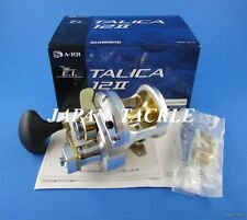 NEW Shimano TALICA 12 II 12II 2-Speed Fishing Reel **FedEx 2-3 DAYS DELIVERY**