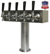 Draft Beer Tower Keg Tap Tower Beer Parts -TT5CR-