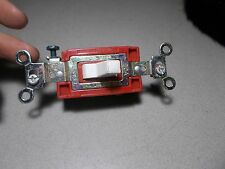 Hubbell 20A Toggle Light Switch 120-277V *FREE SHIPPING*