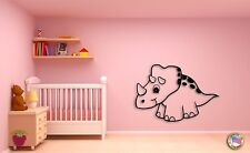 Wall Sticker For Kids Baby Dinosaur Cool Decor for Nursery Room z1404