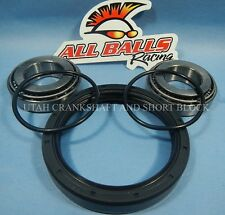 NEW POLARIS FRONT WHEEL BEARING AND SEAL KIT ALL BALLS RACING 87-09 1987-2009