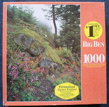 jigsaw puzzle 1000 pc BIG BEN Mount Hood National Forest Oregon