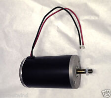 1 hp 120 volt Wind Turbine electric permanent magnet DC motor generator 2999RPM
