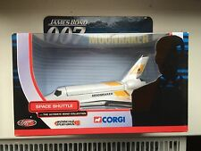Corgi Diecast TY04002 Space Shuttle Moonraker James Bond 007
