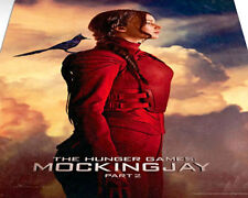 NEW The Hunger Games Mockingjay Part 2 TARGET-EXCLUSIVE poster fabric cloth
