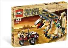 LEGO 7325 Pharaoh's Quest KOBRA NEU & OVP COBRA NEW MISB to 7327 7325 7307 7306