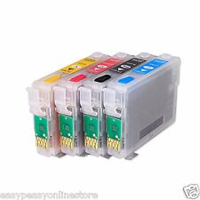 Epson 16XL WF-2010W 2510WF 2530WF 2540WF Non Oem Empty Refillable cartridges