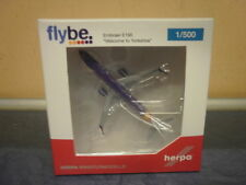 Herpa Wings 1:500 Embraer 195 FlyBe Welcome to Yorkshire 529792
