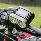 New 5000LM XM-L2 X2 Cree LED Bike Bicycle Headlight Cycling Lights Head Light