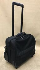 Briggs & Riley U114 wheeled carry-on/companion tote Black