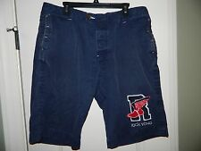 Men's Rich Yung Navy Shorts Size 38