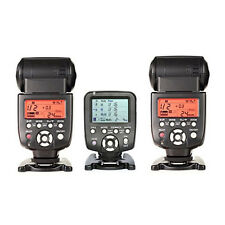Yongnuo YN560TX LCD Wireless Flash Controller + 2 pcs YN560 IV Flash For Nikon