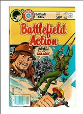 "BATTLEFIELD ACTION #69  [1981 VG-]  ""THE VIET CONG & THE PEACENIKS"""