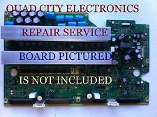 Repair Service For Panasonic TNPA4250 SC Board TH42PZ77U TH42PZ700U 7 Blinks