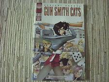 COMIC MANGA GUN SMITH CATS 4º PARTE Nº 2 DE 11 USADO BUEN ESTADO
