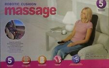 Thigh And Back Massage Chair For Home Office Car – 5 Programs Heat Function