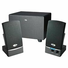 Cyber Acoustics Ca-3001wb Oem 3 Pc Subwoofer System (ca3001wb)