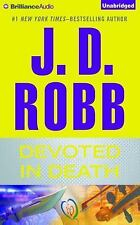 In Death: Devoted in Death 41 by J. D. Robb (2016, CD, Unabridged)
