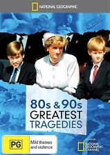 National Geographic: 80s & 90s Greatest Tragedies NEW R4 DVD