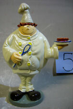 Lovely chef figurine