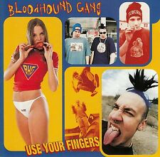 THE BLOODHOUND GANG : USE YOUR FINGERS / CD - TOP-ZUSTAND