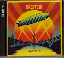 "LED ZEPPELIN ""Celebration Day"" 16 Track  Promo Doppel CD RARE USA"